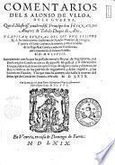 Comentarios del S. Alonso de Ulloa, de la guerra, que el ... Principe don Hernando Aluarez de Toledo, Duque de Alua ... ha hecho contra Guillermo de Nansau, Principe de Oranges, y contra el Conde Ludouico su ermano [sic], y otros rebeldes de su Magestad Catolica en las tierras baxas, que comunmente se llaman Flandes, el año 1568 ...