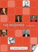 100 Masones Su palabra