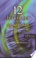 12 Lecciones Sobre Prosperidad