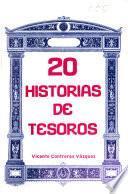 20 [i.e. Veinte] historias de tesoros