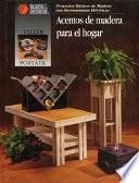 Acentos Decorativos De Madera Para El Hogar