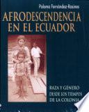 Afrodescendencia en el Ecuador