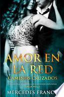 Amor en la Red. Caminos Cruzados. Una novela romántica de emociones explosivas. Saga