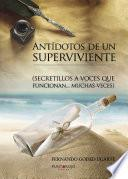 Antídotos de un superviviente