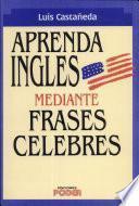 Aprenda Ingles Mediante Frases Celebres