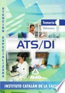 Ats/due de Atención Especializada Del Instituto Catalán de la Salud. Temario Volumen 1