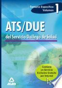 ATS/DUE del Servicio Gallego de Salud