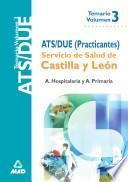 Ats/due Servicio de Salud de Castilla Y Leon. Temario Vol Iii Ebook