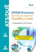 Ats/due Servicio de Salud de Castilla Y Leon. Test