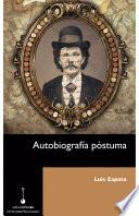 Autobiografía póstuma