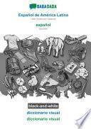 BABADADA black-and-white, Español de América Latina - español, diccionario visual - diccionario visual