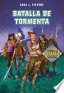 Batalla de tormenta (Battle Royale: Secretos de la isla 1)