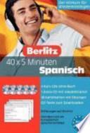 Berlitz 40 x 5 Minuten Spanisch