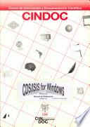 CDS/ISIS for Windows: Winisis Manual de Referencia