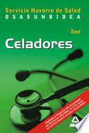 Celadores Del Servicio Navarro de Salud (osasunbidea) . Test.e-book.