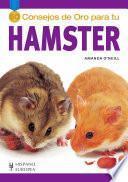 Cincuenta consejos de oro para tu hamster