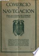 Comercio y navegación