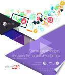 Community manager, herramientas, analítica e informes (IFCT38). Especialidades formativas