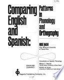 Comparing English and Spanish