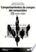 Comportamientos de compra del consumidor