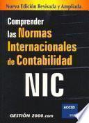 Comprender las Normas Internacionales de Contabilidad