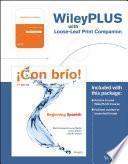 Con brio!, Loose-leaf Print WileyPLUS