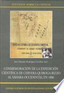 Conmemoración de la expedición científica de Cervera-Quiroga-Rizzo al Sáhara Occidental en 1886
