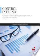 Control interno, auditoría y aseguramiento, revisoría fiscal y gobierno corporativo