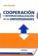 Cooperación e internacionalización de las universidades