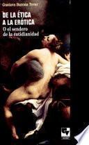 De la ética a la erótica