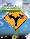 De lo Insostenible a lo Sustentable