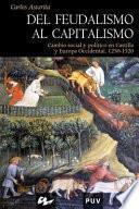 Del feudalismo al capitalismo