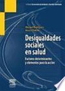 Desigualdades sociales en salud