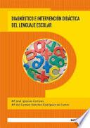 Diagnstico E Intervencin Didctica del Lenguaje Escolar