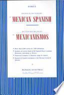 Diccionario bilingüe Hamel de mexicanismos