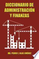 Diccionario de Administraci¢n y Finanzas