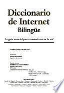 Diccionario de Internet bilingüe