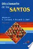 Diccionario de los Santos (Dictionary of the Saints)