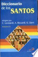 Diccionario de los Santos (Dictionary of the Saints)