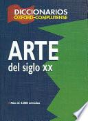 Diccionario del arte del siglo XX