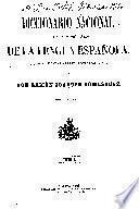 Diccionario nacional o Gran diccionario clásico de la lengua española