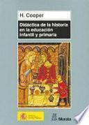 Didáctica de la historia en la educación infantil y primaria