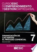 Dinamización de las ventas: el proceso comercial