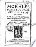 Discursos morales sobre los Euangelios de los santos