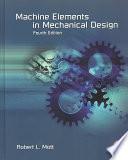 Diseo de Elementos de Maquinas - Con 1 CD