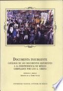 Documenta insurgente
