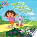 Dora va en busca del las estaciones (Dora la Exploradora)