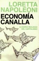 Economía canalla