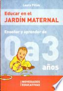 Educar en el jardín maternal
