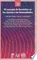 El concepto de heurística en las ciencias y las humanidades